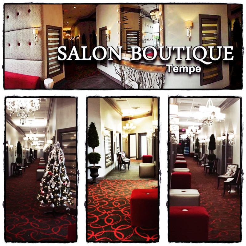TEMPE - Salon Boutique | Stylish Salon Suites